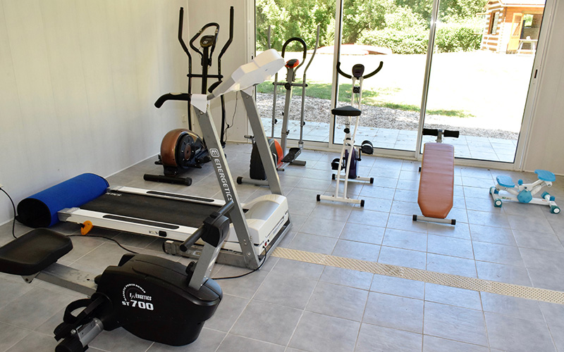DOMAINE DE LACAVE - THE GYM